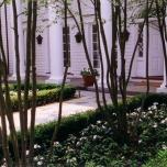 Entry garden