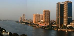 Arab International Bank. River view.