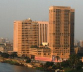Arab International Bank, Cairo, Eygpt. Commercial Complex.